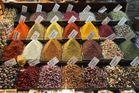 Farbenvielfalt im Ägyptischen Basar