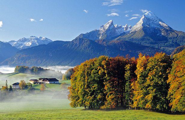 Farbige Landschaft!