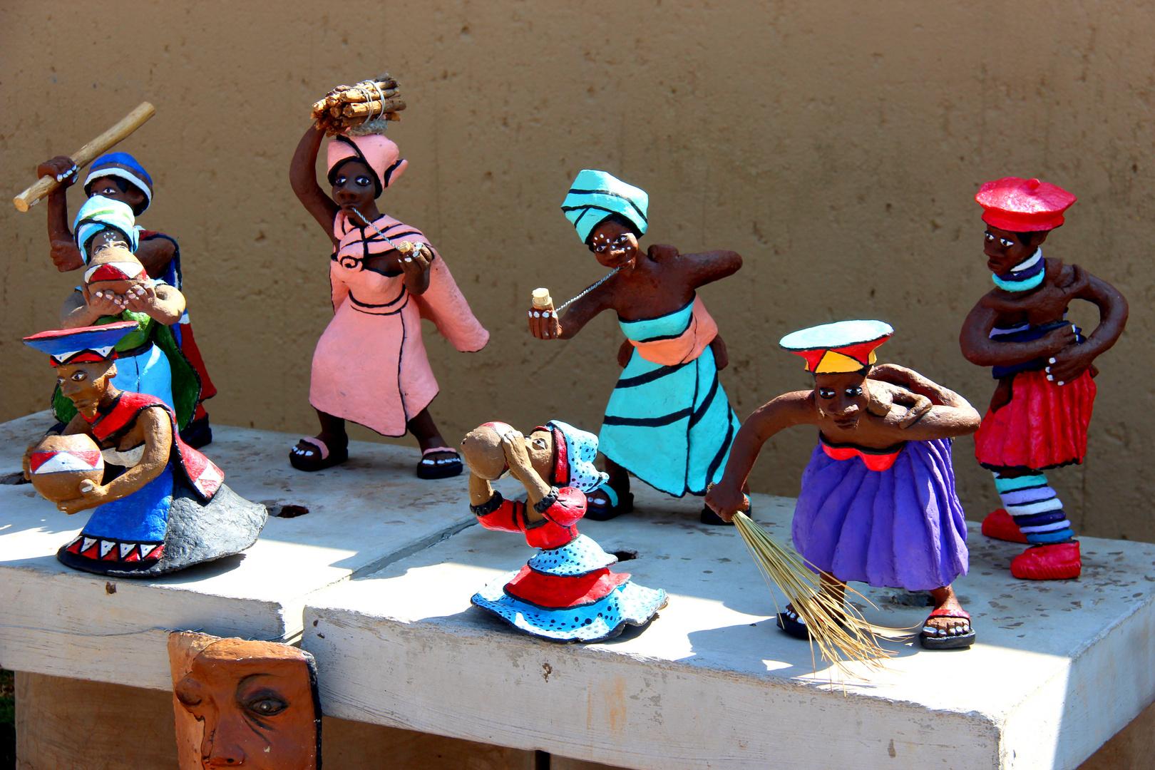 Farbiges Afrika (2)