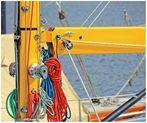 -- Farbiges im Segelsport --