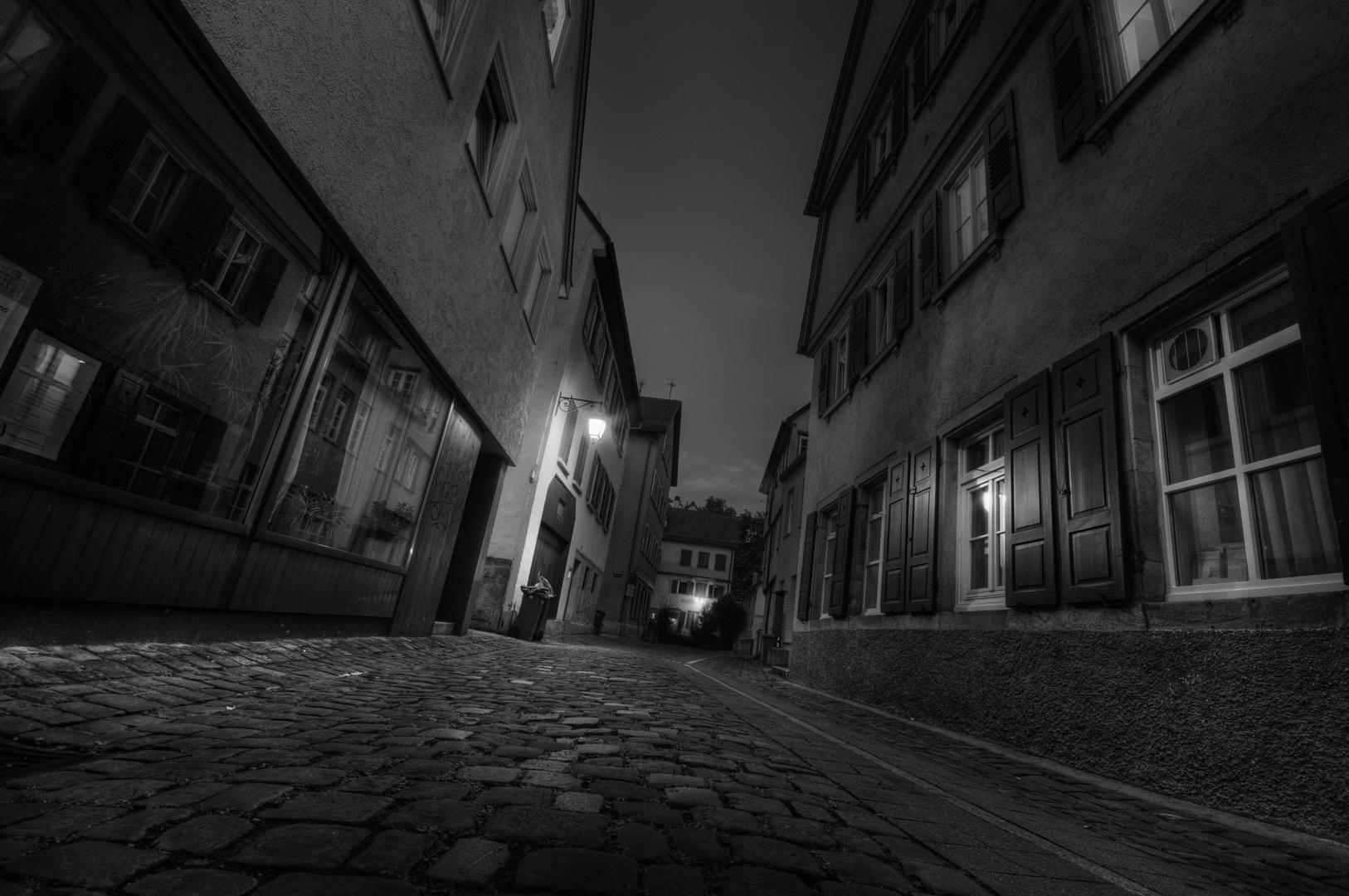 Farbloses Tübingen