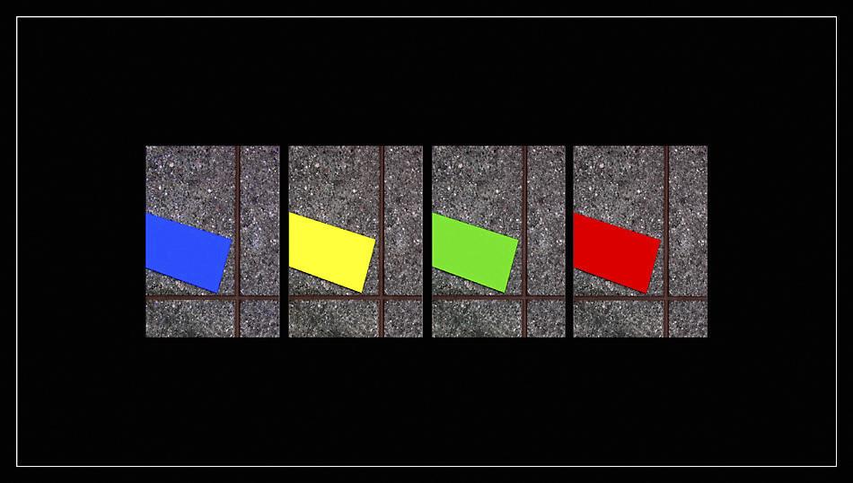 Farbspiel(erei)