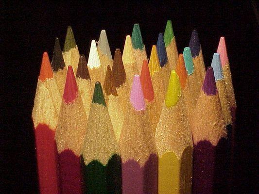 Farbstifte II