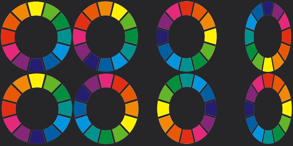 Farbtaumel 2