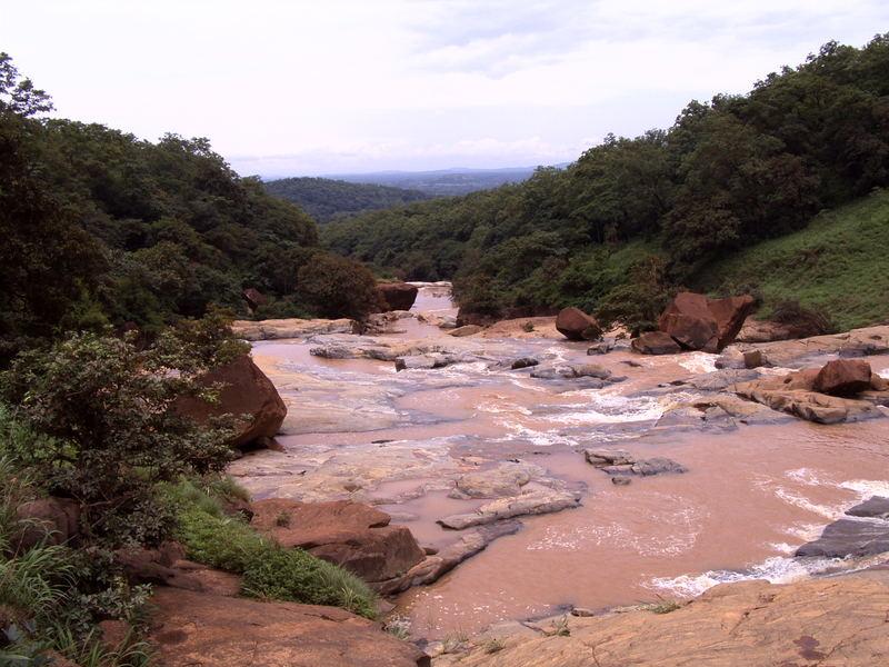 Farin Wasserfälle