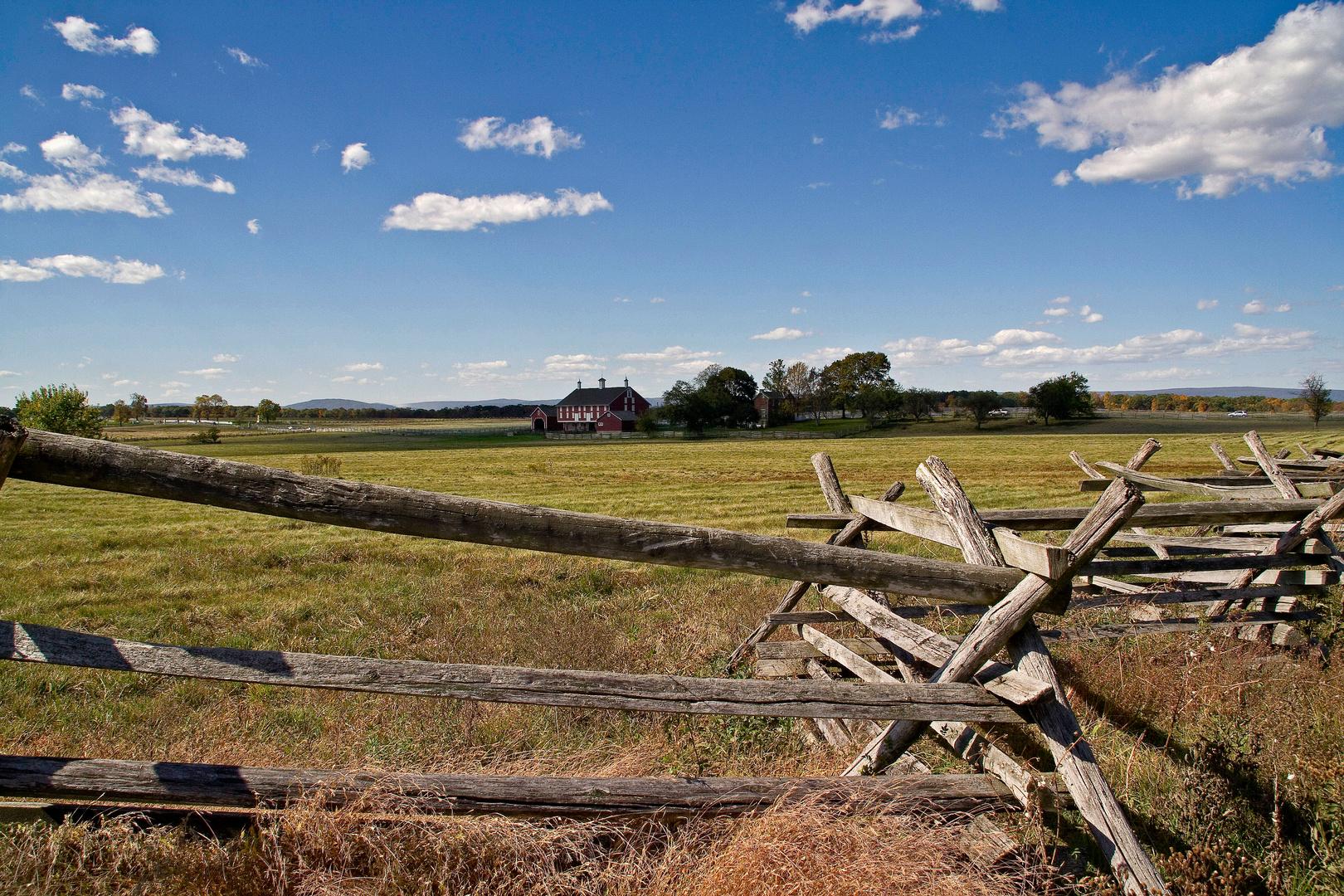 Farm bei Gettysburg