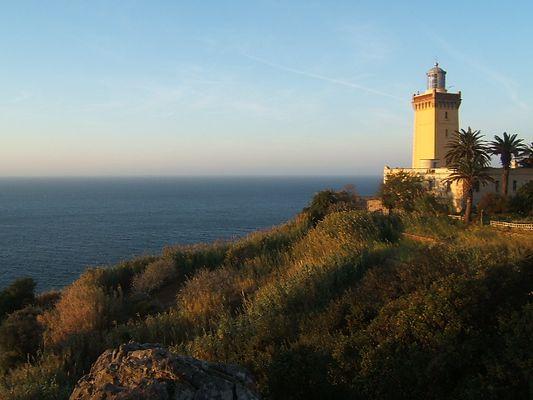 Faro de Cabo Espartel - 2008 - Marruecos
