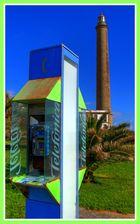 Faro de Maspalomas - Telefon