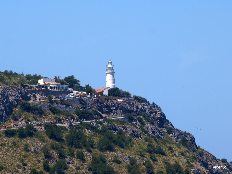 Faro de Sa Punta Grossa (Soller)