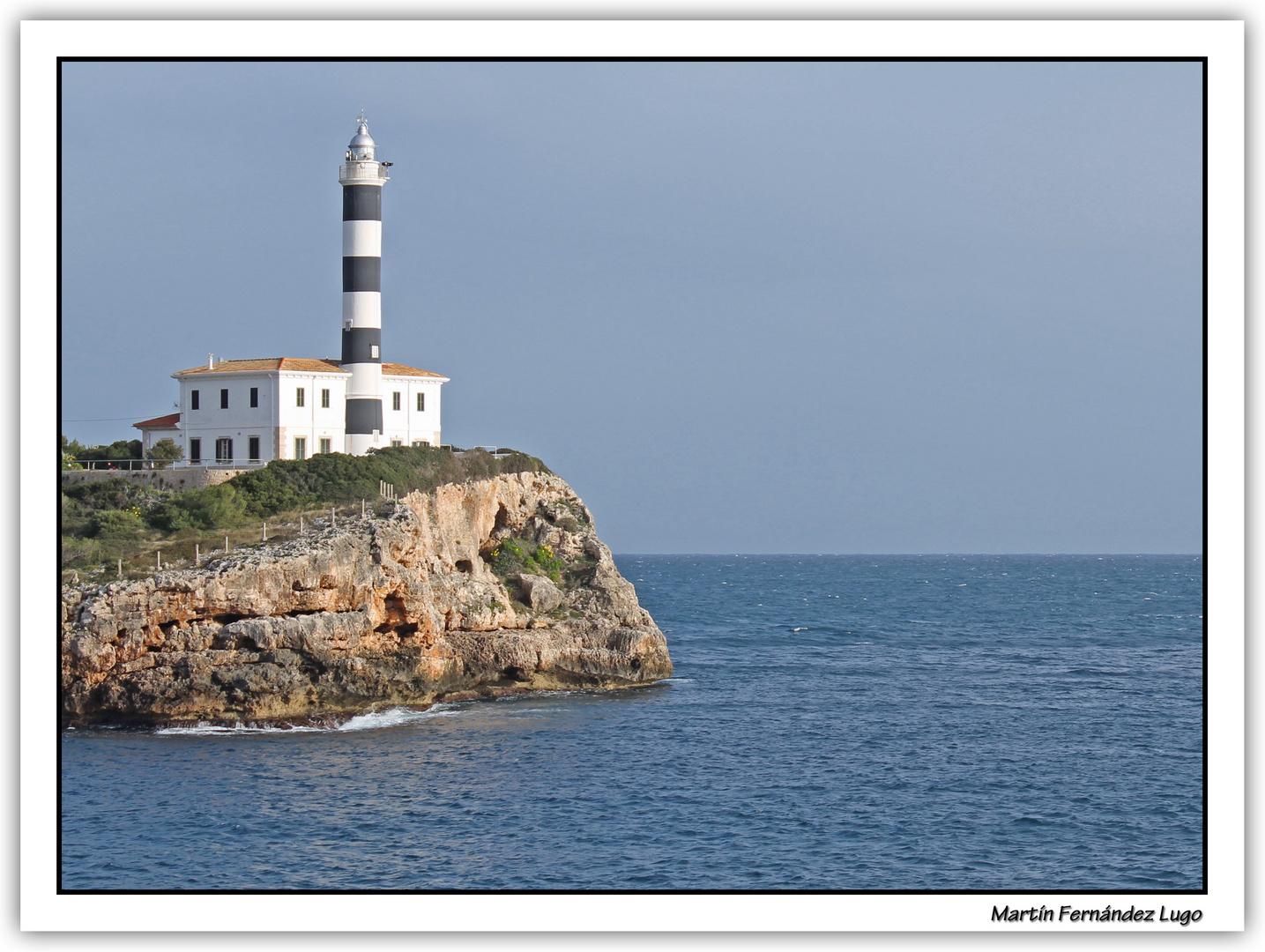 Faro Porto Colom