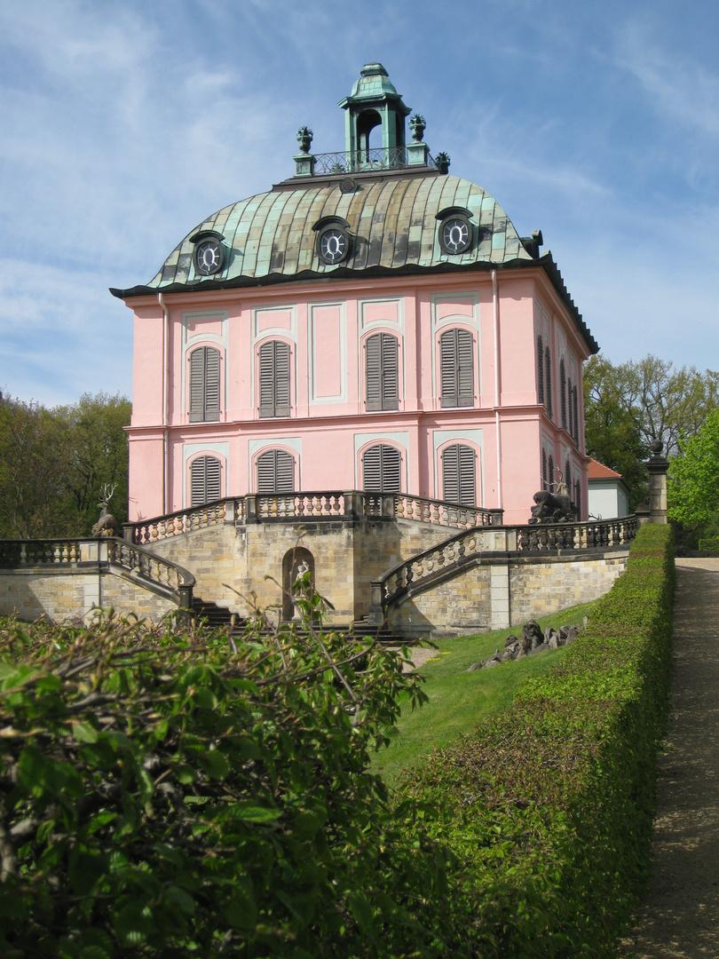 Fasanenschlösschen (Dresden, Schloss Moritzburg), 17.04.2014