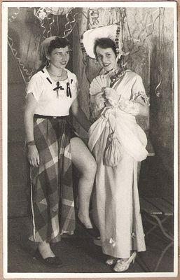 Fasching 1952