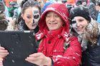 Fasching 2013 in München - serie 10
