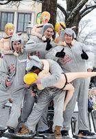 Fasching 2013 in München - serie 13
