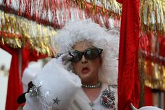 Fasching goes CSD-Parade