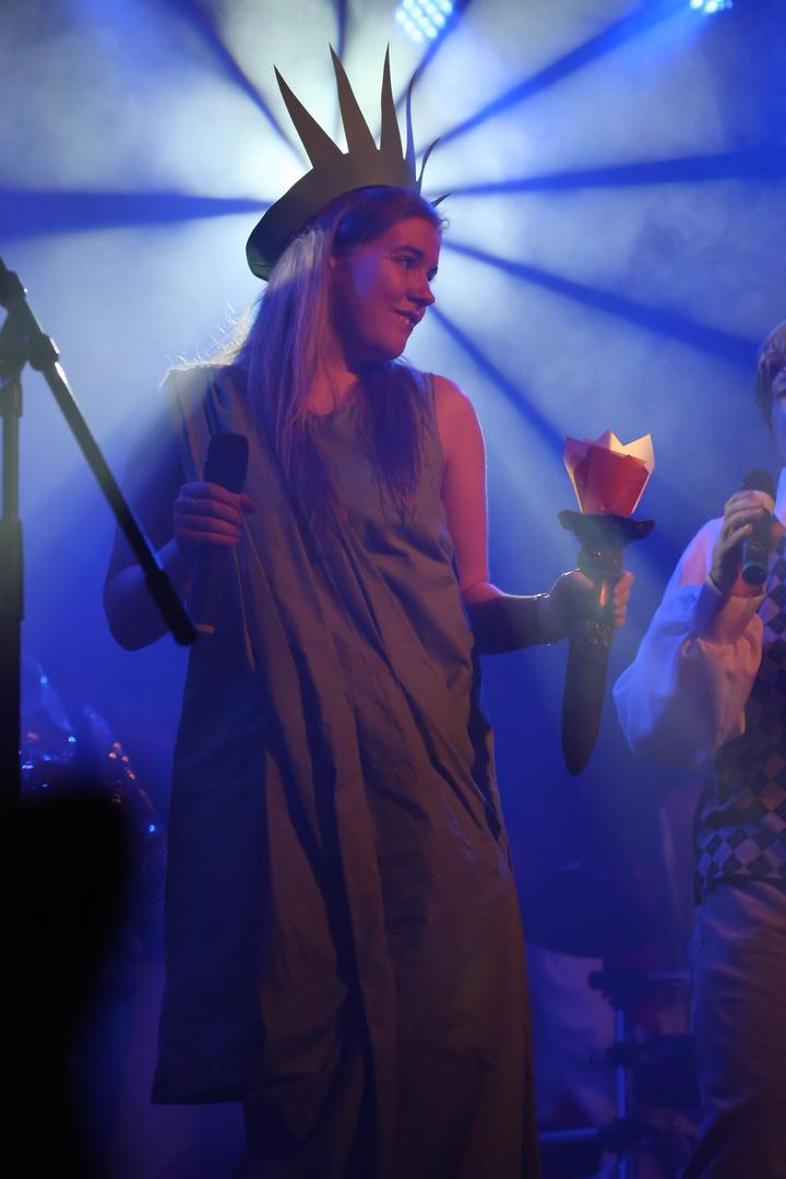 Fasching in Reichenbach 2011