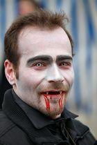 fasching vampir