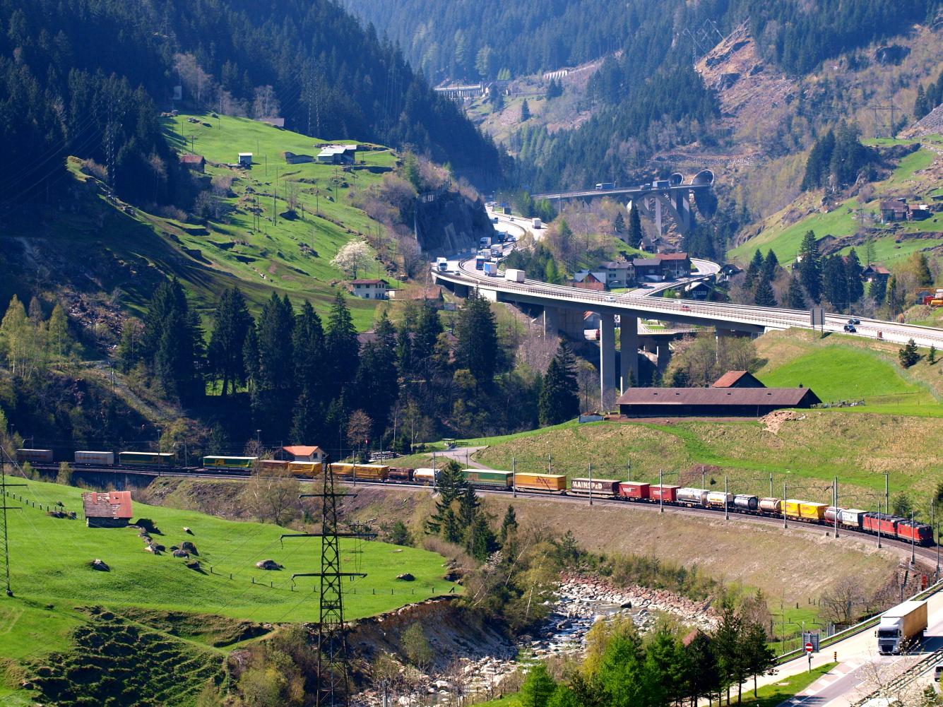 Fascination Gotthard...