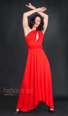 Fashion in red