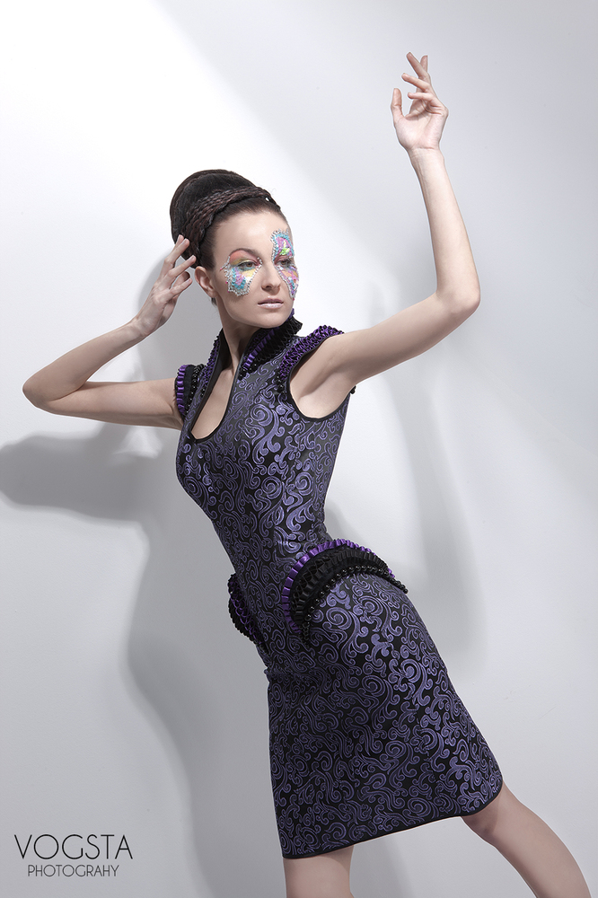Fashion Mask (Photographer: VOGSTA)