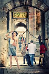 Fashion  Moschea Blu Sultanahmet camii o Sultan Ahmet camii