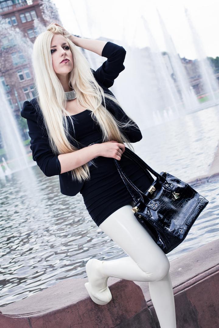 Fashion trifft auf Latex