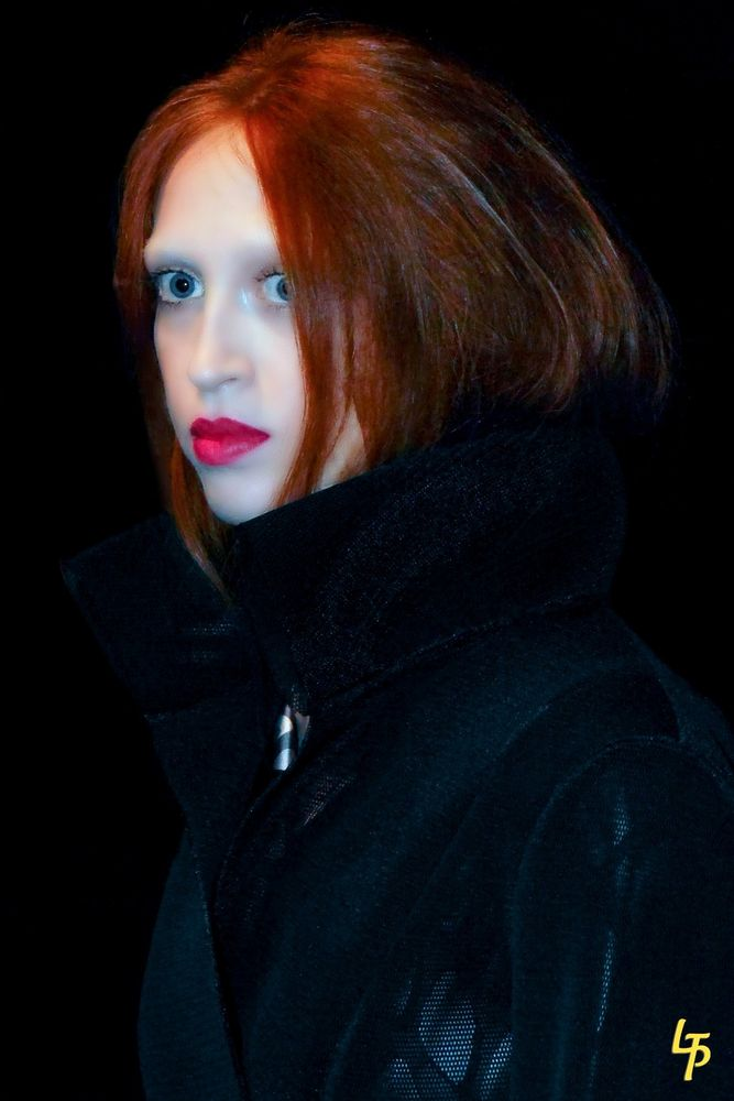 Fashion Week Berlin 2014 Model Lex...