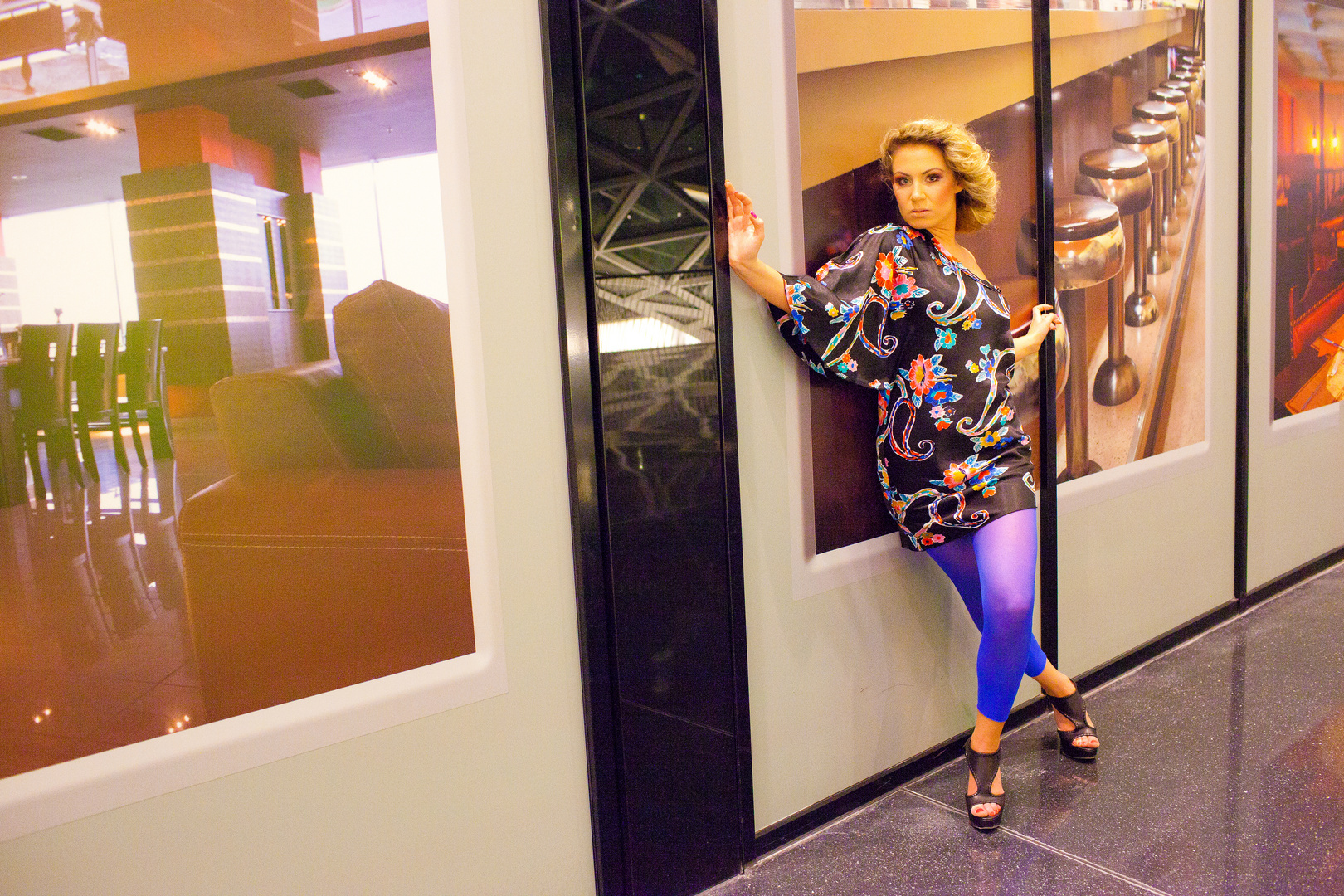 FashionShoot MyZeil Frankfurt