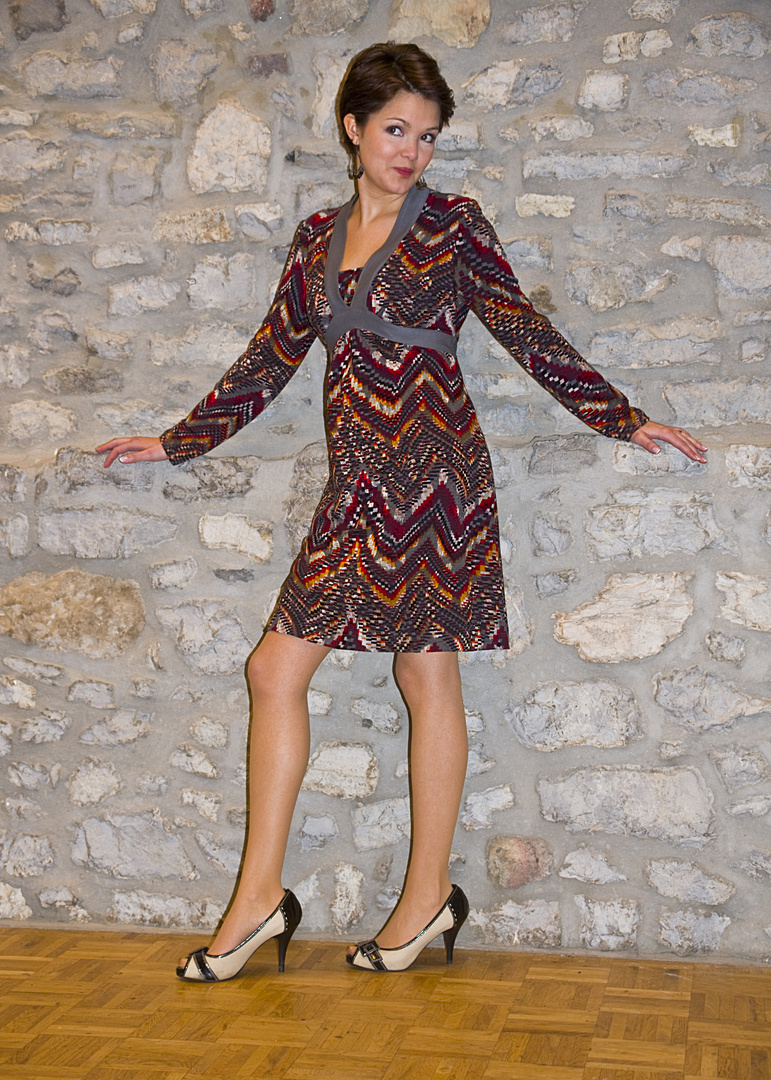 Fashionshooting mit Katja