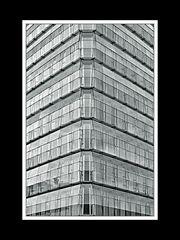 Fassade am Potsdamer Platz