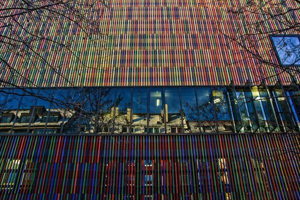Fassade der Brandhorst Museum