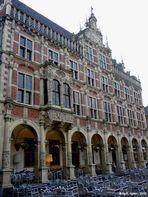 """""""Fassade"""" (Historisches Rathaus in Bocholt)"""