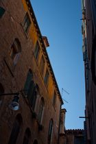 Fassade in Ghetto, Venedig