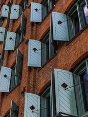 Fassade in Lübeck