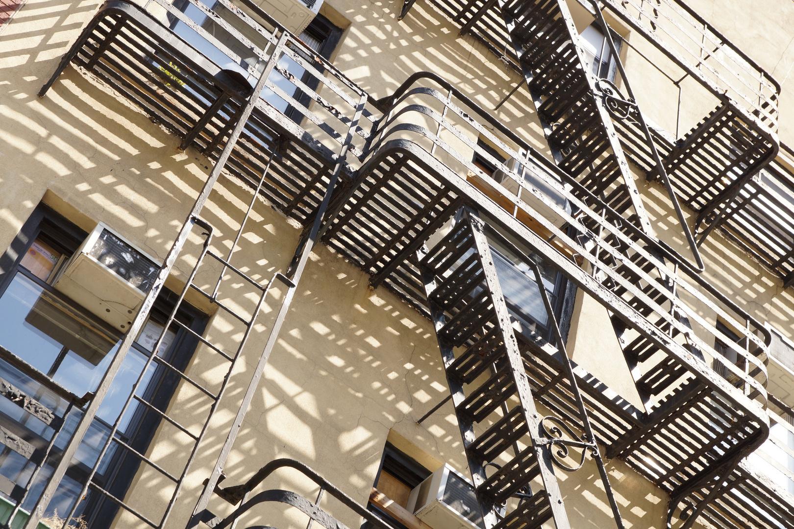 Fassade in NY