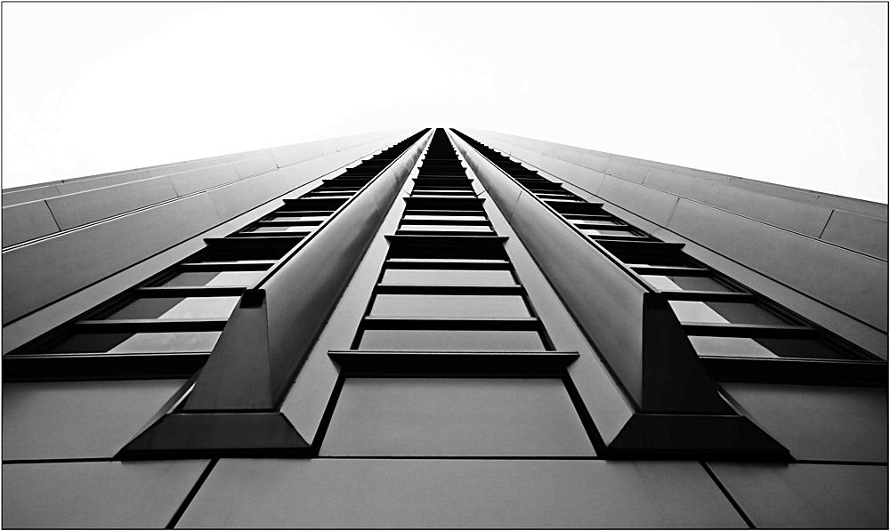 Fassade ins Licht