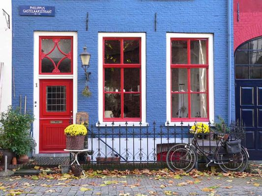 Fassade Niederlande Doesburg
