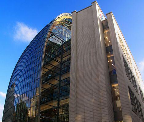 Fassade P&C Köln
