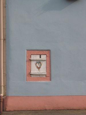 Fassade, Wissembourg