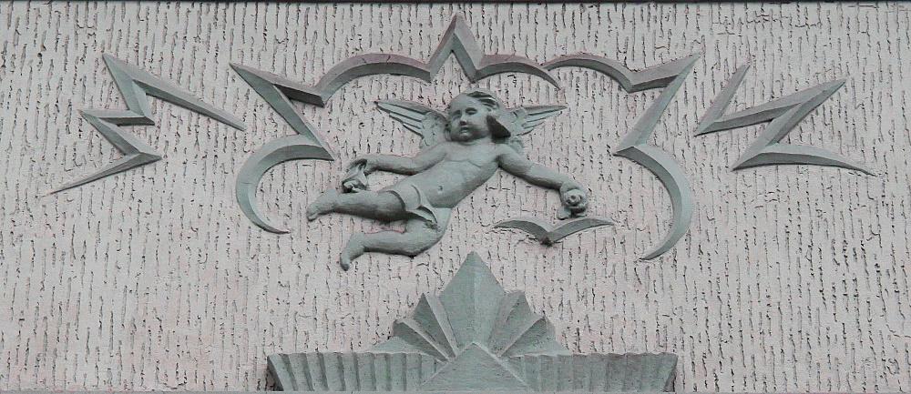 Fassaden-Engelchen [Variante]