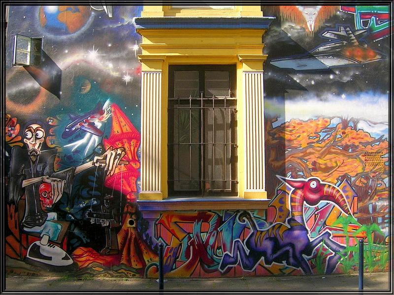 Fassaden in Bremen