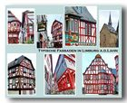 Fassaden in Limburg an der Lahn