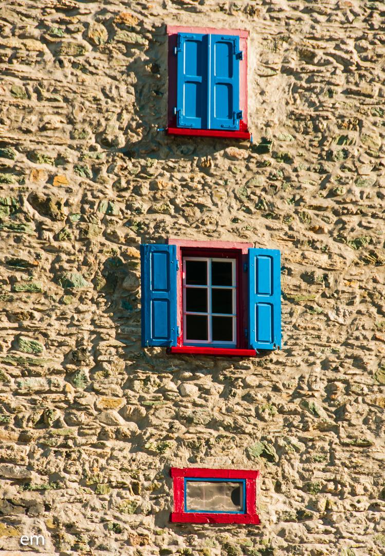 Fassadengeflüster
