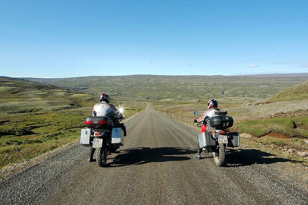 (Fast) alleine auf Islands Strassen