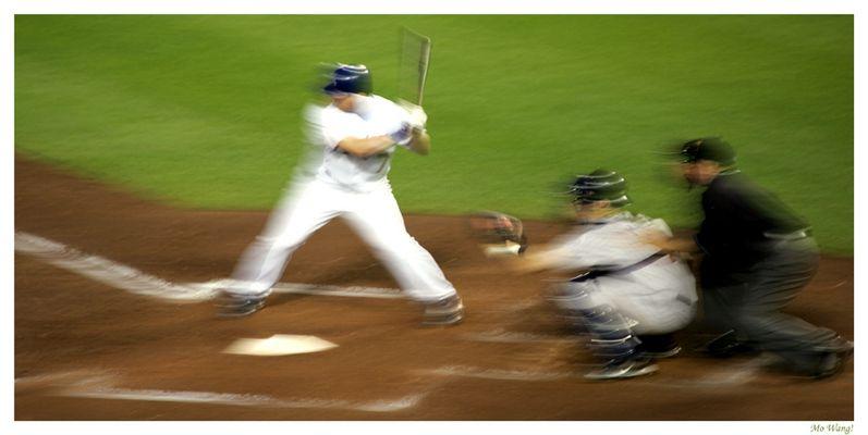 fast ball ...