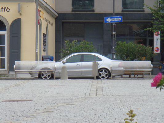 Fast ein Straßenkreuzer