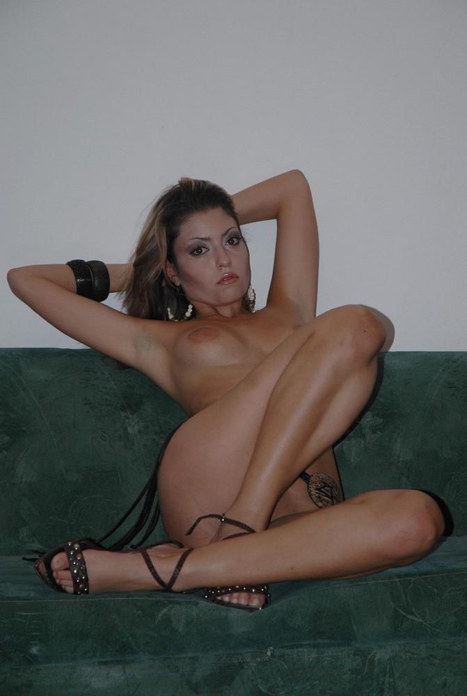 Frauen Fast Nackt