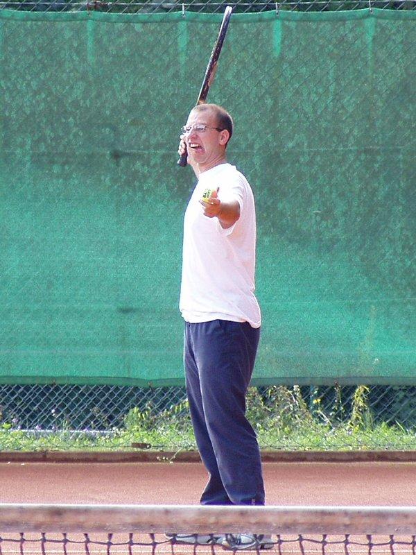 Fast so gut wie Boris Becker