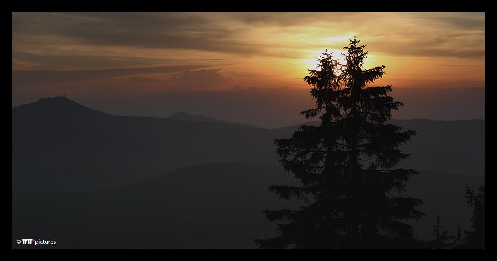 Fast-Sonnenuntergang (2)
