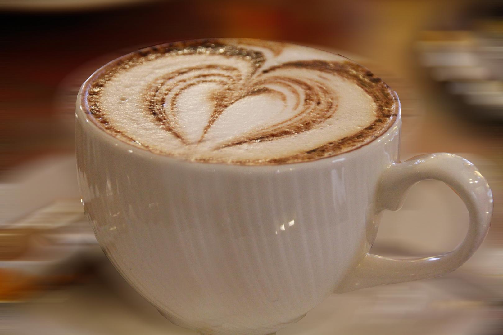 faster cappuccino